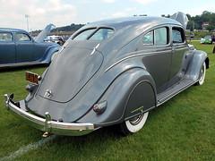 1937 Chrysler C17 Airflow (splattergraphics) Tags: 1937 chrysler c17 airflow coupe mopar carshow airflowmeet timoniummd