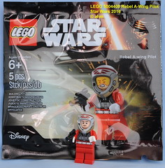 Star Wars LEGO 5004408 Rebel A-Wing Pilot (KatanaZ) Tags: starwars lego5004408 rebelawingpilot lego minifigure rebels