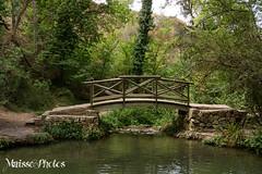 Un pont molt romntic (Maisse) Tags: riu vinalop ruta dels molins banyeres de mariola paissatge buclic pont romantic bridge aigua water trip excursi alacant