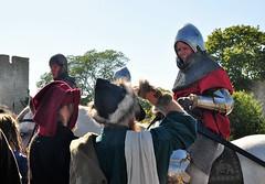 Battle of Wisby, Medeltidsveckan, Gotland (Bochum1805) Tags: battleofwisby 1361 historicalreenactment