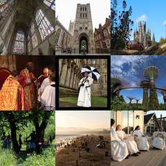Summer 2016 (Lawrence OP) Tags: worldphotoday collage summer 2016 dominicans itinerants friars sisters op800