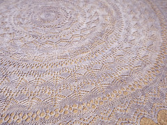 LUCCA (Marguerite*) Tags: knitting ravelry handmade shawl craft