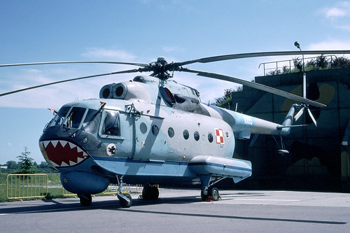 Mi-14PL Polish Navy
