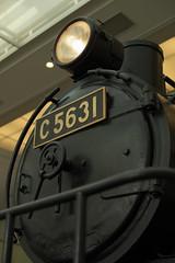Tokyo Train Story 泰緬鉄道 C5631 2015年5月 (Tokutomi Masaki) Tags: japan train tokyo railway sl 東京 2015 鉄道 c56 泰緬鉄道