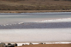 Salt evaporation pond   Marais salant   Salina (carlosoliveirareis) Tags: africa travel tourism island saltevaporationpond