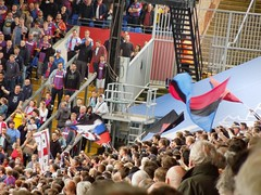 Crystal Palace v Swansea City (Paul-M-Wright) Tags: park city uk london swansea football crystal sunday may palace flags match 24 fans premier league supporters versus fanatics 2015 swfc cpfc selhurst holmesdale