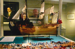 Apr 2014 Captain Cook Museum, Whitby 04