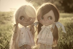 A Doll A Day. May 13. Sisters