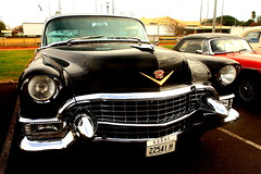 Black & Chrome (Darren Schiller) Tags: classic chevrolet car automobile chrome restored vehicle dubbo