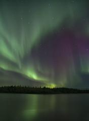 yellowknife aurora (kevinapepper_k2) Tags: longexposure pepper kevin nightsky northernlights northerncanada aurura northof49photography