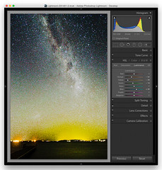 12/20: Light Pollution Milky Way Processing Tutorial (Torkn2U) Tags: night computer stars au australia valentine astro help software processing newsouthwales astronomy instructions editing nightsky guide tutorial lightpollution milkyway adobelightroom