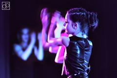 Danseuse (Damien Patard Photographie) Tags: girl rock noir main danse enfant gala fille flamenco visage spectacle cuir chorgraphie gruchetlevalasse