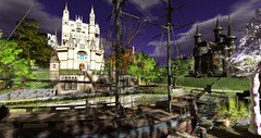 Winterfell Reverie (Wildstar Beaumont) Tags: sl secondlife reverie 2015 winterfell