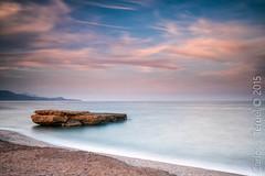 Playa de la Galera (Carlos J. Teruel) Tags: sunset sea cloud rock atardecer mar nikon mediterraneo murcia nubes rocas inverso marinas 1835 filtros gnd nikon1835 xaviersam carlosjteruel d800e nikonafsnikkor1835mmf3545ged