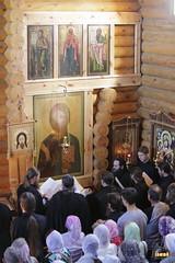 73. Patron Saint's day at All Saints Skete / Престольный праздник во Всехсвятском скиту