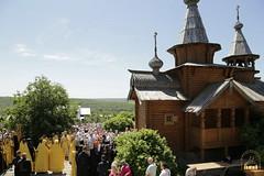 84. Patron Saint's day at All Saints Skete / Престольный праздник во Всехсвятском скиту