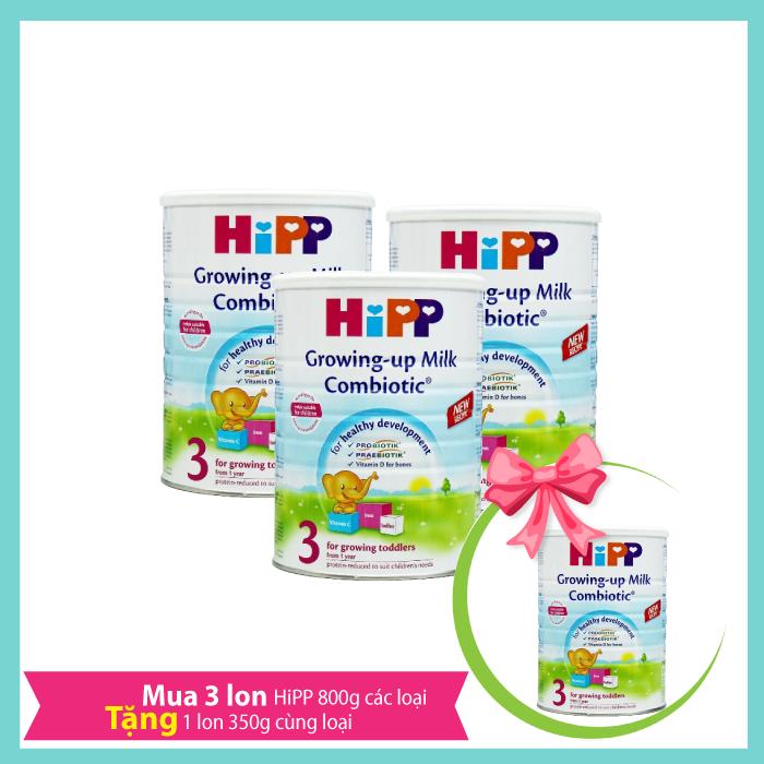 [Toàn Quốc] MUA NGAY – TRÚNG LỚN CÙNG HiPP