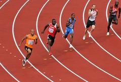 200 meter serie #ECH2016 (rikbuitenwerf) Tags: amsterdam championship athletics european stadium ek olympic stadion olympisch atletiek 2016 europese kampioenschap ech kampioenschappen ech2016