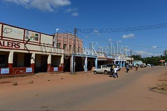 10074544 (wolfgangkaehler) Tags: africa street people town store african streetscene malawi storefront storefronts businesses zomba towncenter 2016 malawian