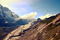 pasterze (michael pollak) Tags: grosglockner hochalpenstrasse alpen alps sterreich anreisetag familienausflug glocknergruppe pasterze gletscher