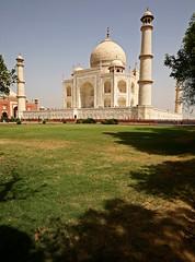 Taj Mahal 202 (David OMalley) Tags: world india heritage river site tomb taj mahal agra unesco mausoleum shah pradesh uttar jahan mughal mumtaz yamuna