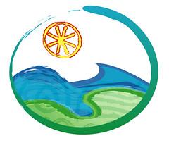 Amergin project (Logo Design) - Celtic Seascape (I-Man--10N) Tags: environment ireland celtic irish iconography tipperary logo