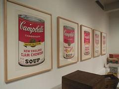 Warhol Museum (neshachan) Tags: andywarholmuseum warholmuseum pittsburghpa pittsburgh andywarhol campbells art print