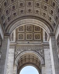 To Paris with love (belmartin) Tags: arcdetriomphe france paris