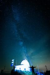 Stellar Torch (Lorenzo Mazzotti) Tags: canon eos reflex photography photo star torch monte romano 16 35 28 l 6d light