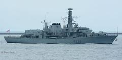 HMS Monmouth (wok smuggler) Tags: boat ship outdoor military transport plymouth vessel vehicle nato manofwar royalnavy warmachine f235 hmsmonmouth sigma150500 nikond7100