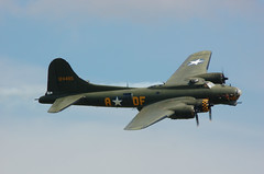 "Boeing B-17G Flying Fortress ""Sally B"" (graguitar) Tags: flyinglegends2016 boeingb17gflyingfortress sally b sallyb fort bomber b17"