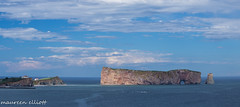 Late Afternoon Light (maureen.elliott) Tags: perce quebec rockform water gulfofstlawrence nature outdoors