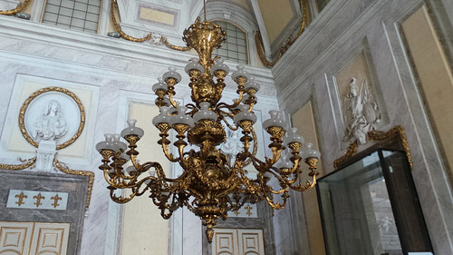Reggia Caserta - Bourbon royal palace, guard salon