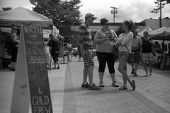 Orillia Saturday Market (KevinCollins00) Tags: 35mm 35mmfilm 135film film filmphotography analog analogphotography believeinfilm filmisnotdead filmsnotdead shootfilm ishootfilm istillshootfilm buyfilmnotmegapixels filmphotographic staybrokeshootfilm enjoyfilm filmfeed filmisalive keepfilmalive theanalogueproject analoginthewild filmcommunity grainisgood shotonfilm 2016summervacation asa125 blackandwhite bw fp4plus ilford nikon nikonf3 orillia ontario canada