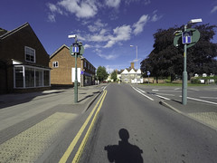 20160717_First Go with GoPro (Damien Walmsley) Tags: bicycle ride solihull knowle stationrd gppro