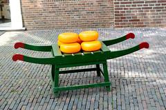 Gouda to go (patentboy) Tags: amsterdam thenetherlands westerkerk cheesewheels grandeuropeantour vikingve