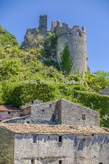 Pesche (IS), 2016, I ruderi del Castello. (Fiore S. Barbato) Tags: italy molise pesche isernia ruderi rudere castello