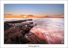 Pastel Beauty (John_Armytage) Tags: warriewood northernbeaches sunrise seascape johnarmytage nisifilters sonya7r2 sony1635 sonyalpha sonyaustralia