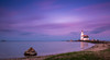 Just a little lighthouse (roberto_blank) Tags: longexposure paardvanmarken landscape zuiderzee sigma24mmf14 water island marken nikon eiland ijsselmeer landschap noordholland thenetherlands