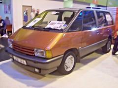 312 Renault Espace (1st Gen) TSE (1987) (robertknight16) Tags: france renault chrysler pollock 1980s espace rancho psa talbot simca mpv matra volanis nec2013 d191xra
