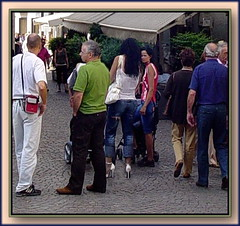 Merano in centro (World fetishist: stockings, garters and high heels) Tags: sandal sandale sandali highheels heels highheel tacchiaspillo tacchi taccoaspillo calze calzereggicalzetacchiaspillo corset calzereggicalze corsetto reggicalze reggicalzetacchiaspillo rilievi trasparenze spillo spacco suspenders bas jeans stocking straps strumpfe stiletto stockings stockingsuspendershighheelscalze strmpfe stilettoabsatze strapse stilettos