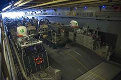 160722-N-TO519-017 (CNE CNA C6F) Tags: amphibiousreadygroup lcac lhd1 sailors training usnavy usswasp wasparg amphibiousassaultship landingcraft aircushion mediterraneansea