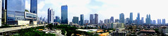 PANORAMA Skyline 2016 (MYW_2507) Tags: jakarta scr dki capital cityscape skyline skyscrapers panorama urbanlandscape 2016 landscape sudirman