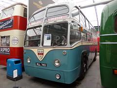 MLL740_09072016b (Rossendalian2013) Tags: bea britisheuropeanairways bus coach preserved aec regal parkroyal mll740 londonbusmuseum brooklandsmuseum weybridge