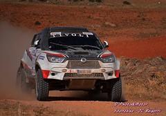 Oscar Fuertes - Isidro Cuadrado Ssangyong Tivoli Rally R