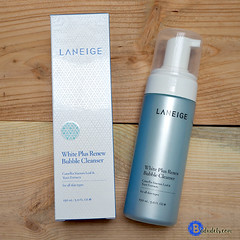 laneige white plus renew bubble cleanser review (badudetsmedia) Tags: laneige laneigephilippines laneigewhiteplusrenewbubblecleanser laneigereview