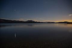 Loch lomond, Scotland. (danielhammond1) Tags: lochlomond night stars water nightphotography starrynight