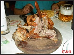 Pork Shank (triziofrancesco) Tags: beer birra carne pork maiale meat food cibo