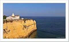 Ermita Nuestra Sra. da Rocha (Lourdes S.C.) Tags: ermita acantilados costa costaatlntica elalgarve portugal