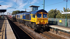 Class 66 At St Peters (Uktransportvideos82) Tags: gnrf gbrf class66